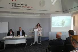 Finanzamt Bad Kissingen Steuerberaterkammer Nürnberg Startschuss Für Die Digitale