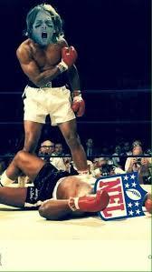 muhammad ali boxing photo tom brady know your meme