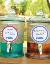 fishing themed baby shower party frosting fishing themed party ideas and inspiration