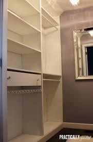 mastering the closet an ikea pax hack diy built ins