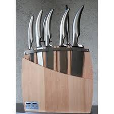 cuisine tout inox vente couteau de cuisine par goyon chazeau forgé styl ver tout inox