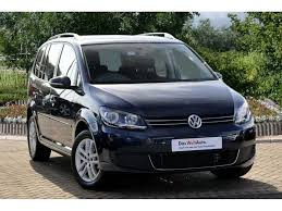 volkswagen minivan 2015 used 2015 volkswagen touran se tdi bluemotion technology for sale