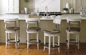 Industrial Metal Kitchen Chairs Bar Unique Metal Swivel Bar Stools With Back For Kitchen
