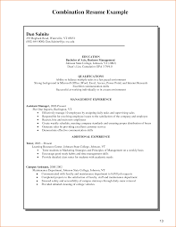 Gaps In Resume For Stay At Home Moms A Sample Combination Resume Using Aspects Of Chronological And
