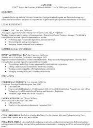 Personal Injury Paralegal Resume Extraordinary Paralegal Resume Objective 2 Template Legal