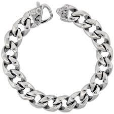 man silver link bracelet images Link bracelets jpg