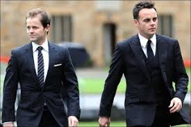 declan donnelly hair transplant going going gone outing bald celebrities ant and dec