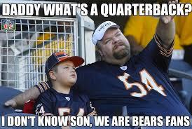 Bears Packers Meme - chicago bears bench jay cutler for jimmy clausen lol pinterest