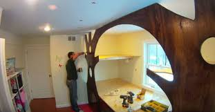 Transform Bedroom Ideas Diy Transform Kid U0027s Bedroom Into A Treehouse