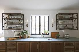 Midcentury Modern Kitchens - kitchen mid century modern kitchen accessories wooden painted