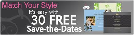 Free Save The Date Cards 30 Free Wedding Save The Date Cards From Vistaprint Save The