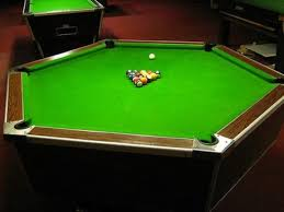 l shaped pool table top 10 crazy and unusual shaped pool tables paperblog