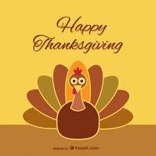 thanksgiving turkey vector free vector in ai