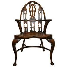 Antique Wooden Armchairs American Colonial Chairs 9 For Sale At 1stdibs