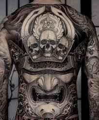 skull back