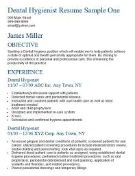 Dental Hygienist Resume Template 16 Free Sample Dental Hygienist Resume U2013 Sample Resumes 2016