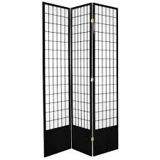 shoji room divider 7 ft white 8 panel room divider 84wp wht 8p the home depot