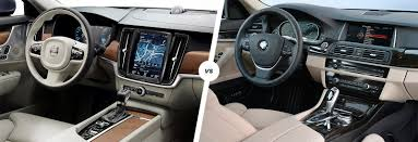 lexus vs audi a6 volvo s90 vs bmw 5 series side by side comparison carwow