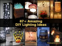 do it yourself light fixture diy garden lighting ideas diy garden lighting ideas i theluxurist co