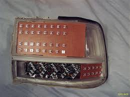how to make custom led tail lights diy led tail lights circuit diy unixcode