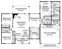 cape cod house plan with 3 bedrooms and 2 5 baths plan 5754