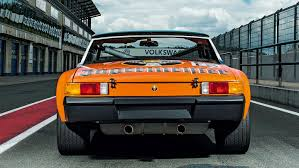 old porsche 914 a first recovered