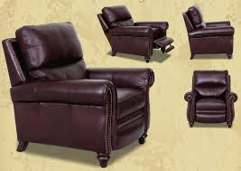 Brown Leather Recliner Chair Barcalounger Dalton Ii Recliner Chair Leather Recliner Chair