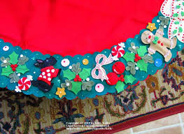 i cubit tree skirts forum how to make your own