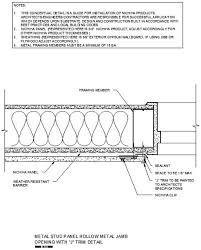 Building An Exterior Door Frame Exterior Door Jamb Detail Fresh In Trend Frame Construction