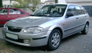 mazda familia mazda familia 1 5 1998 auto images and specification