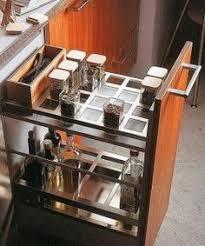 Kitchen Drawer Cabinets Under Cabinet Drawer Silverware Storage By Woodenyoulovethis
