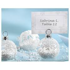 12ct kate aspen snow flurry ornament table place holder target