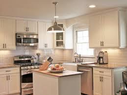 Drum Pendant Lighting White Cabinet Kitchen Designs Recessed Lighting And Drum Pendant