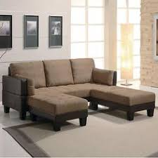 Cer Sleeper Sofa Fulton Microfiber Convertible Sofa Bed Sleeper 2 Ottoman