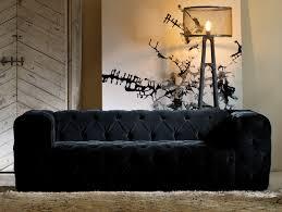 nella vetrina capitonne modern italian designer fabric benches ottoman