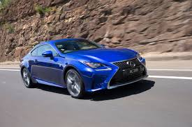 lexus coupe rc price 2016 lexus rc coupe pricing and specifications entry level turbo