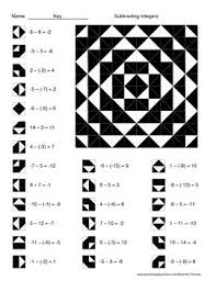 48 best integers grade 6 images on pinterest middle
