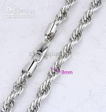 white gold men necklace images 2018 beautiful 18k white gold men 39 s necklace from chengqian567 jpg