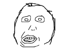 All Meme Faces Download - image herp derp meme face i0 png glee tv show wiki fandom