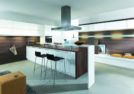 cuisine contemporaine blanche et bois cuisine blanc bois 8 photo de cuisine moderne design