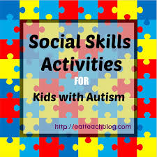 social skills activities autism