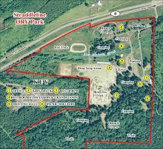 Washington Map by Grays Harbor County Straddleline Orv Park Washington Map Olympia