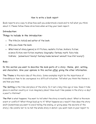 4th grade book report sample best photos of how do you write a bibliography how to write a how to write a book report sample