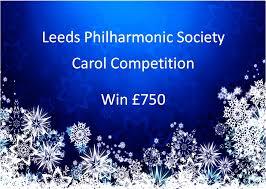 carol competition leeds philharmonic chorus