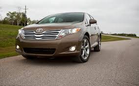 toyota venza 2011 toyota venza v 6 awd editors u0027 notebook automobile magazine