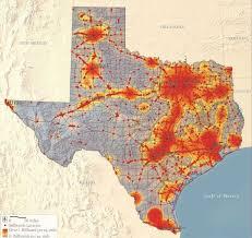 Map Houston Tx Texas Stories Told Through Maps Houston Chronicle