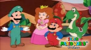 super mario cartoon tv show complete guide