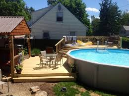 small backyard landscaping ideas with above ground pool u2013 garden