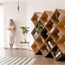 Oak Room Divider Shelves Remarkable Oak Room Divider Shelves Best 25 Modular Shelving Ideas