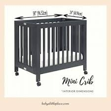 Mini Baby Crib Different Types Of Baby Cribs Baby S Place